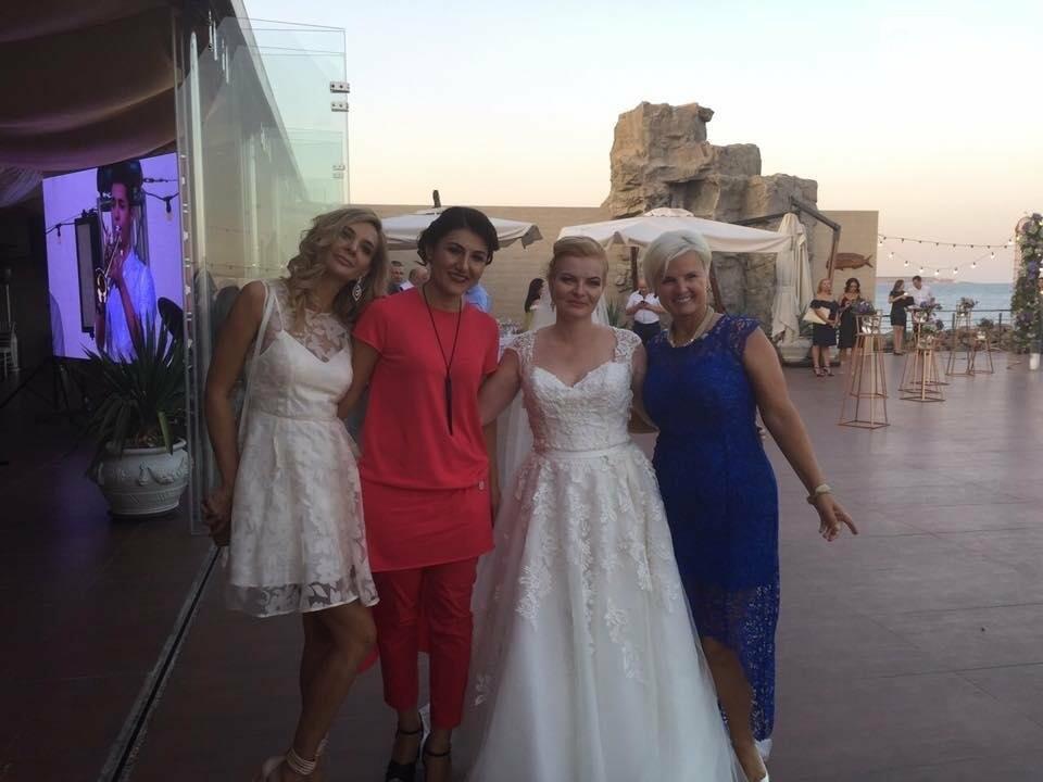Скромные волонтер и радикал сыграли свадьбу в пафосном ресторане Одессы (ФОТО), фото-9