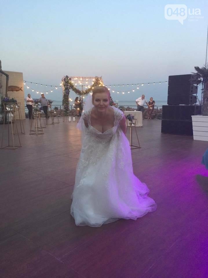 Скромные волонтер и радикал сыграли свадьбу в пафосном ресторане Одессы (ФОТО), фото-19