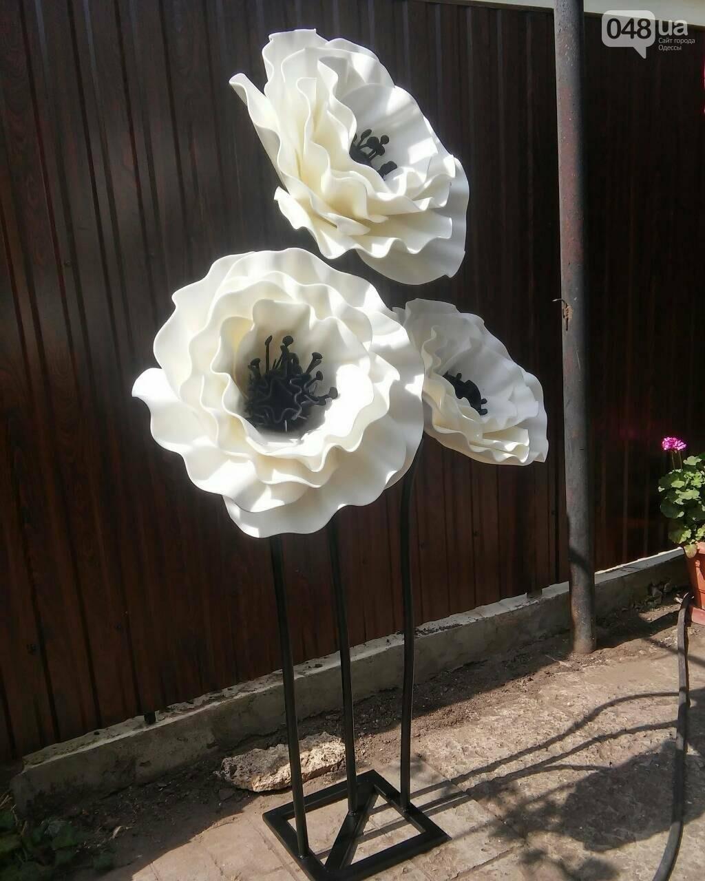 Необычный флорист из Одессы создает гигантские бутоны (ФОТО), фото-8