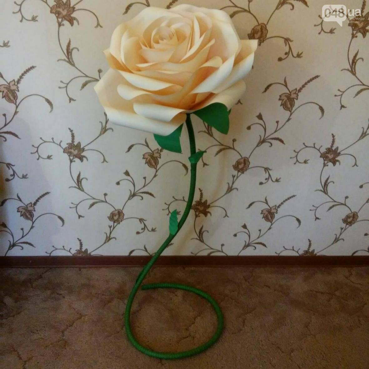 Необычный флорист из Одессы создает гигантские бутоны (ФОТО), фото-4