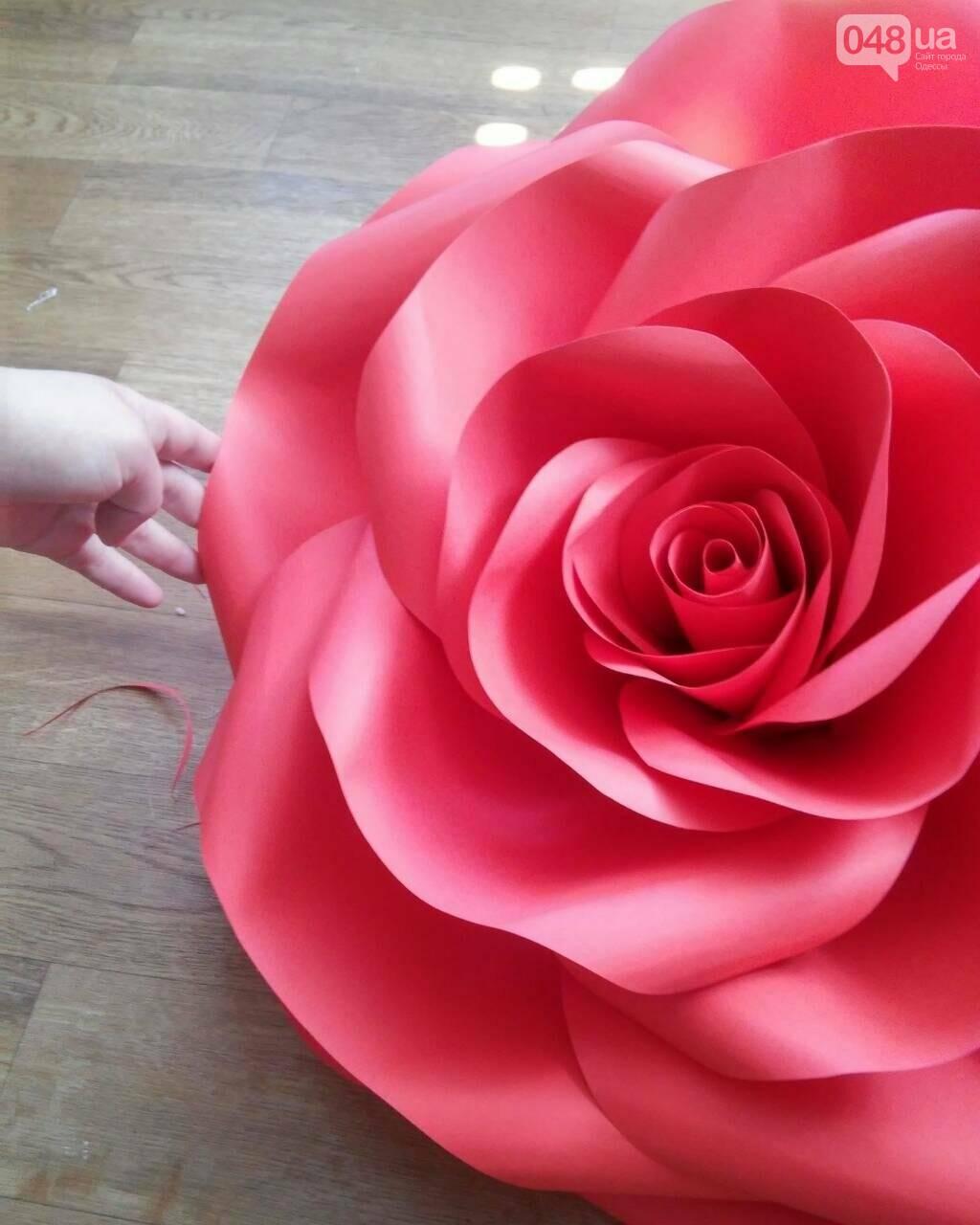 Необычный флорист из Одессы создает гигантские бутоны (ФОТО), фото-2