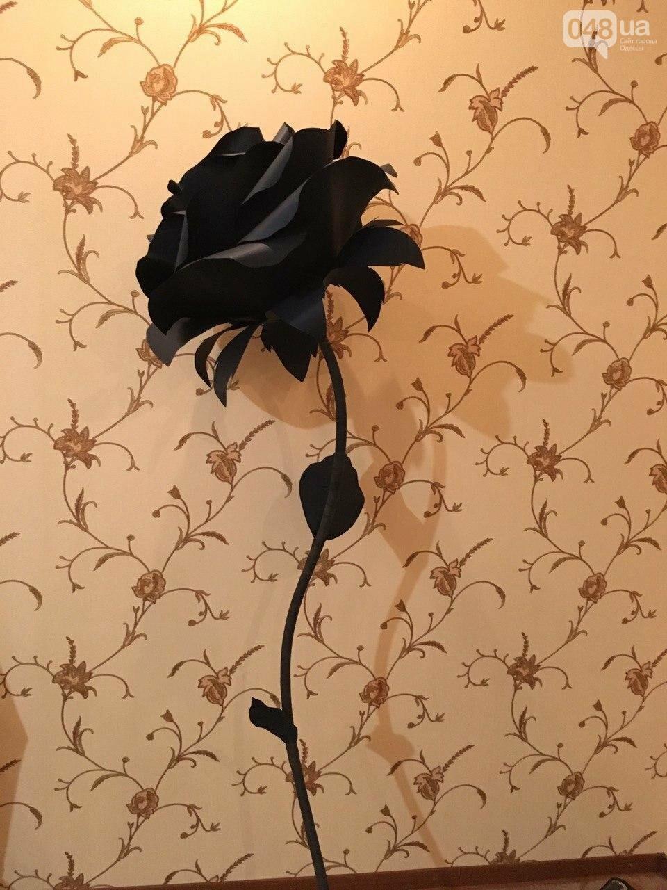 Необычный флорист из Одессы создает гигантские бутоны (ФОТО), фото-9