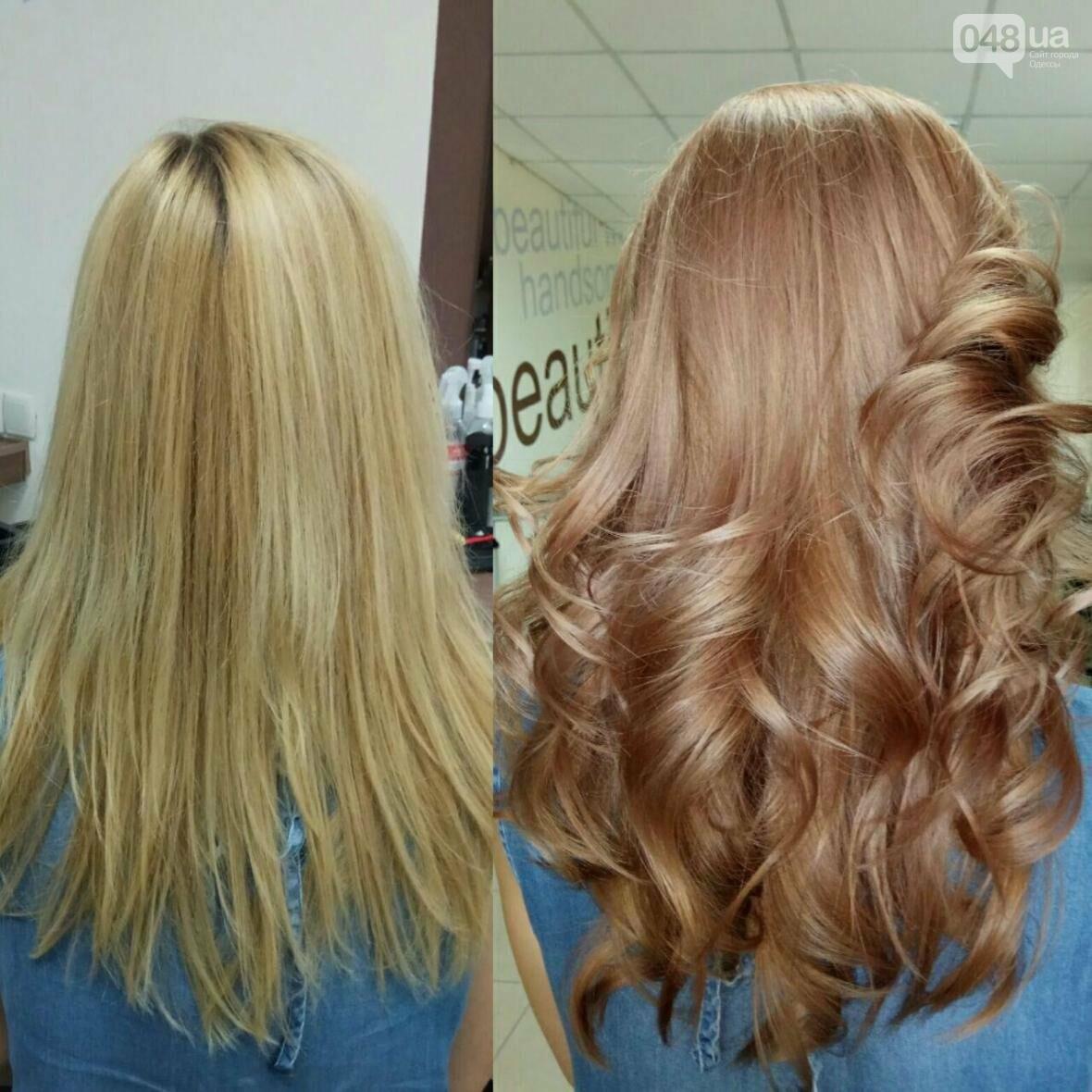 Всем, кто в поиске своего мастера парикмахера, посвящается., фото-21