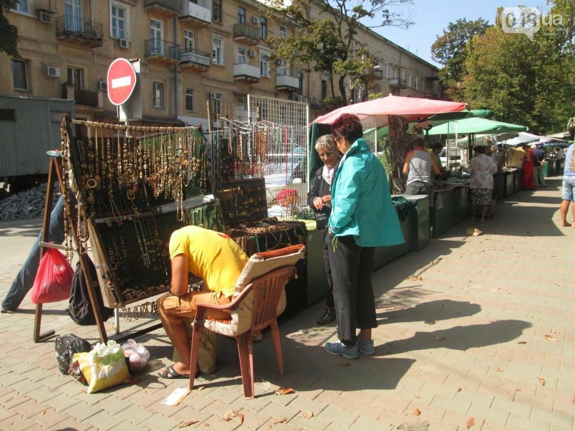 Почем в Одессе тельняшки или куда уходят туристы (ФОТО), фото-3