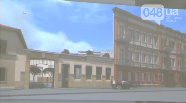 Суд признал стройку у одесского дома-стены законной (ФОТО), фото-1