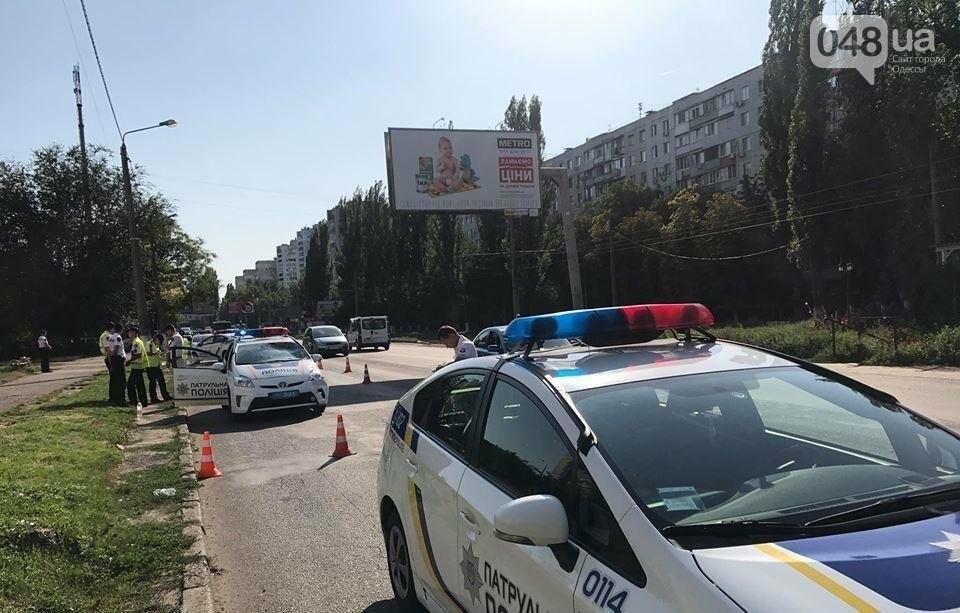 В больнице умер одессит, которого сбили на Котовского полицейские (ФОТО), фото-1