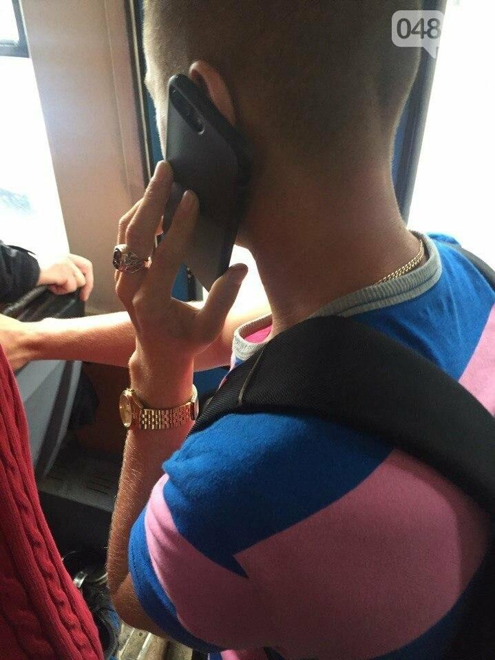 Тренды соцсетей: мажор в одесском трамвае и crazy бабушка (ФОТО), фото-3