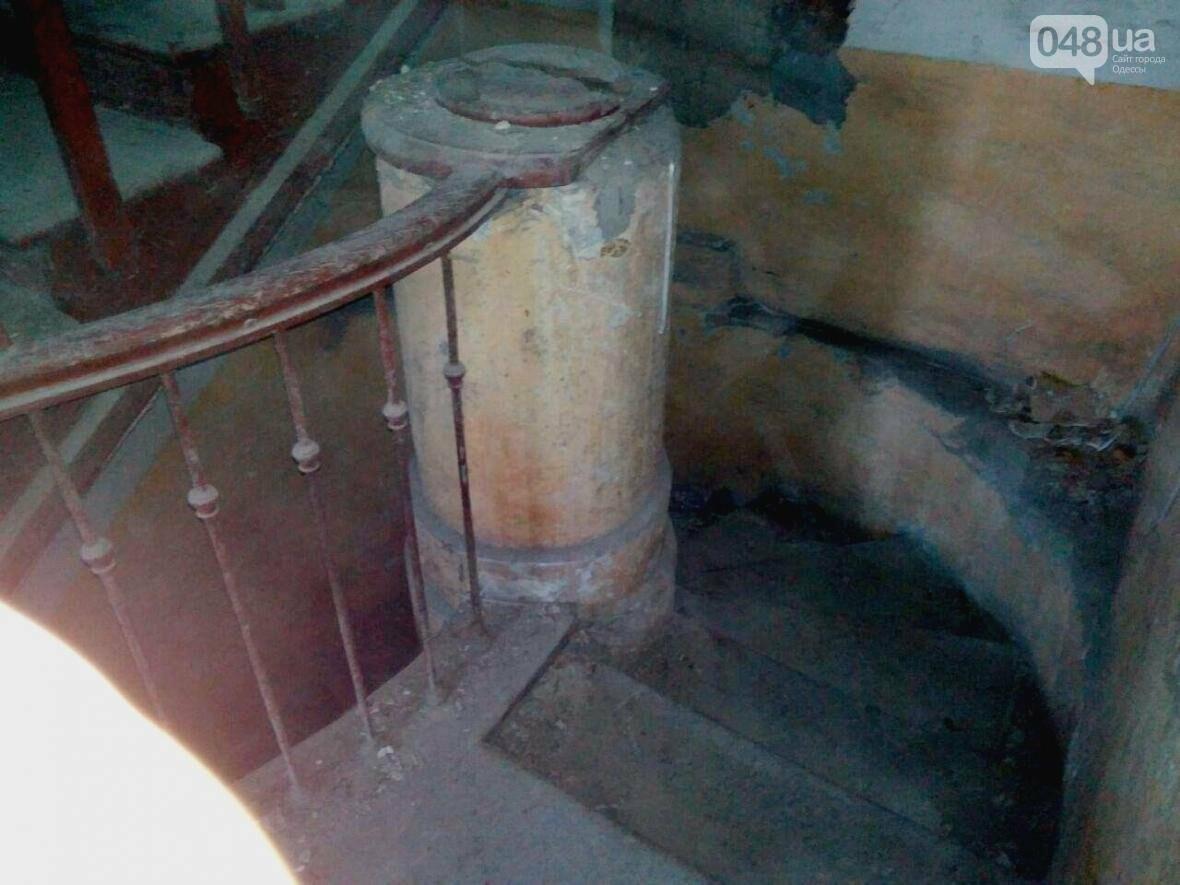 Поймать привидение или провалиться в подземелье: Одесский Дом Гоголя изнутри (ФОТО), фото-14