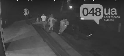 В Одесской области камера зафиксировала жестокое убийство , фото-1