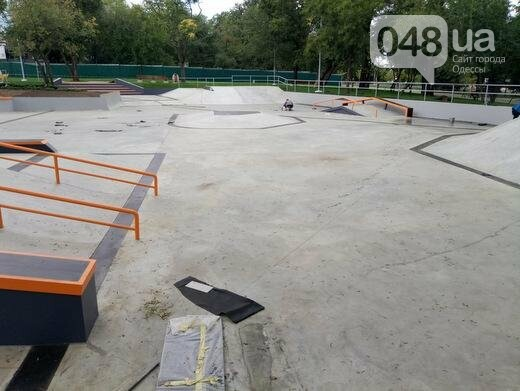 Труханов уже скоро порадует одесских скейтеров (ФОТО), фото-5