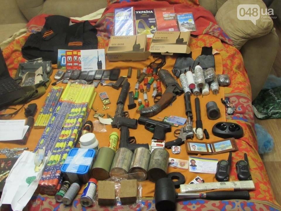 Меньше пяти лет Одесский суд дал террористу (ФОТО), фото-1