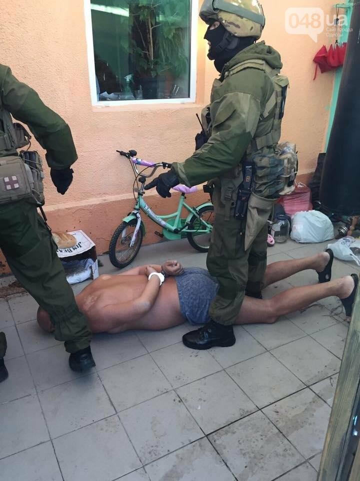 Меньше пяти лет Одесский суд дал террористу (ФОТО), фото-2