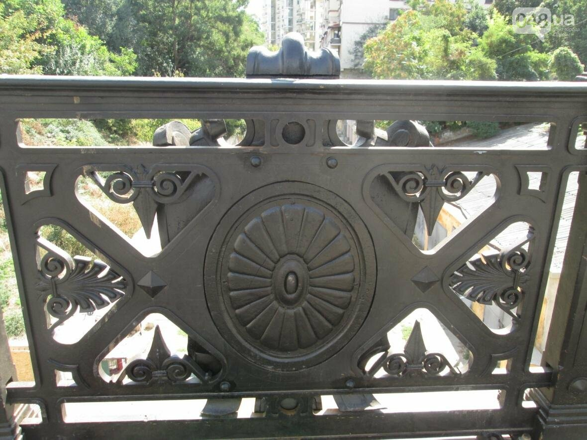 Новая ограда и свежая ржавчина: Как ремонтируют легендарный одесский мост (ФОТО), фото-6