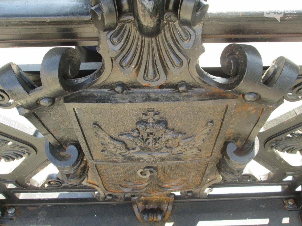 Новая ограда и свежая ржавчина: Как ремонтируют легендарный одесский мост (ФОТО), фото-10
