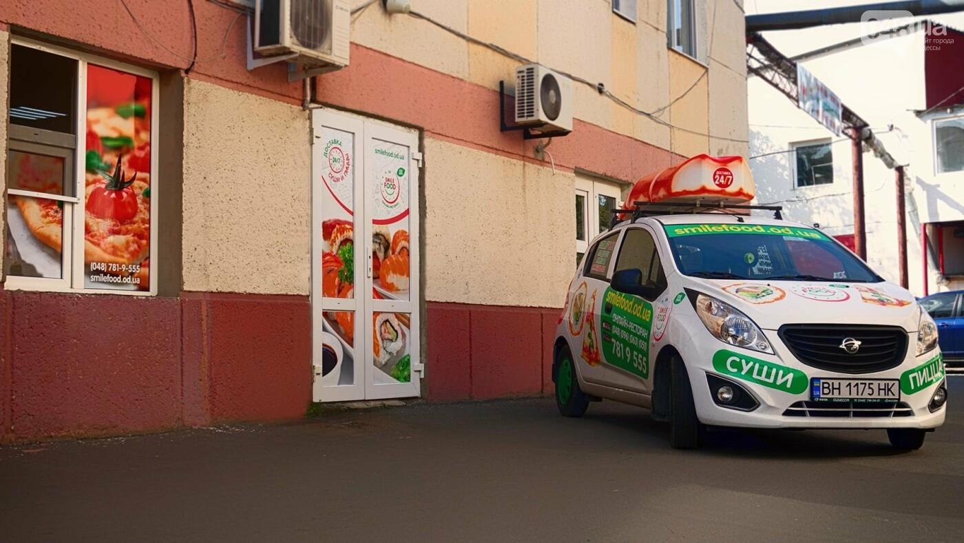 Доставка еды -популярные доставки Одессы, фото-17