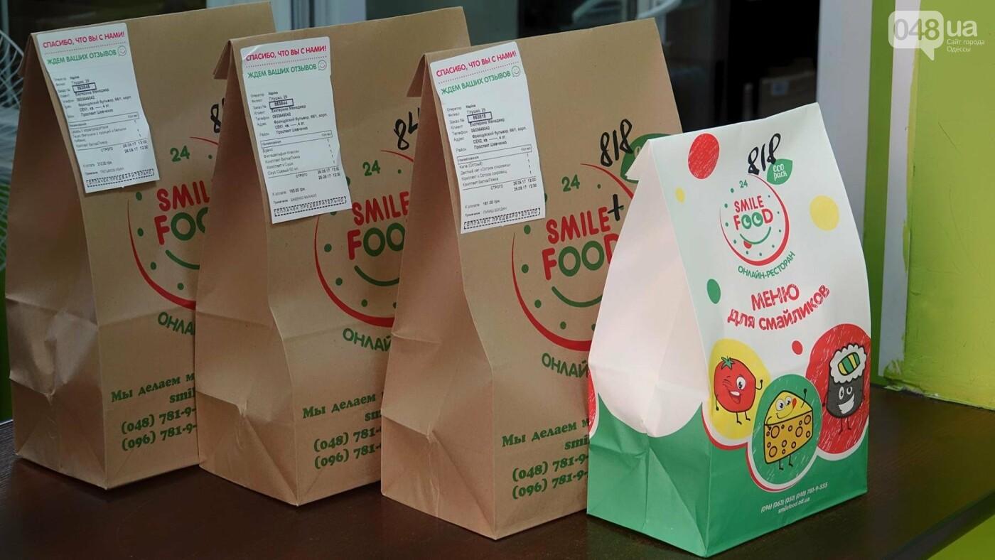 Доставка еды -популярные доставки Одессы, фото-15