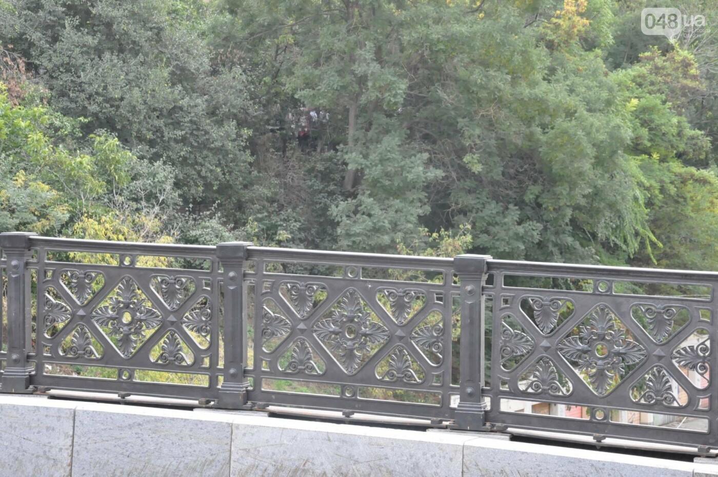 Одесский брат Эйфелевой башни ржав и, возможно, обворован при реставрации (ФОТО), фото-12
