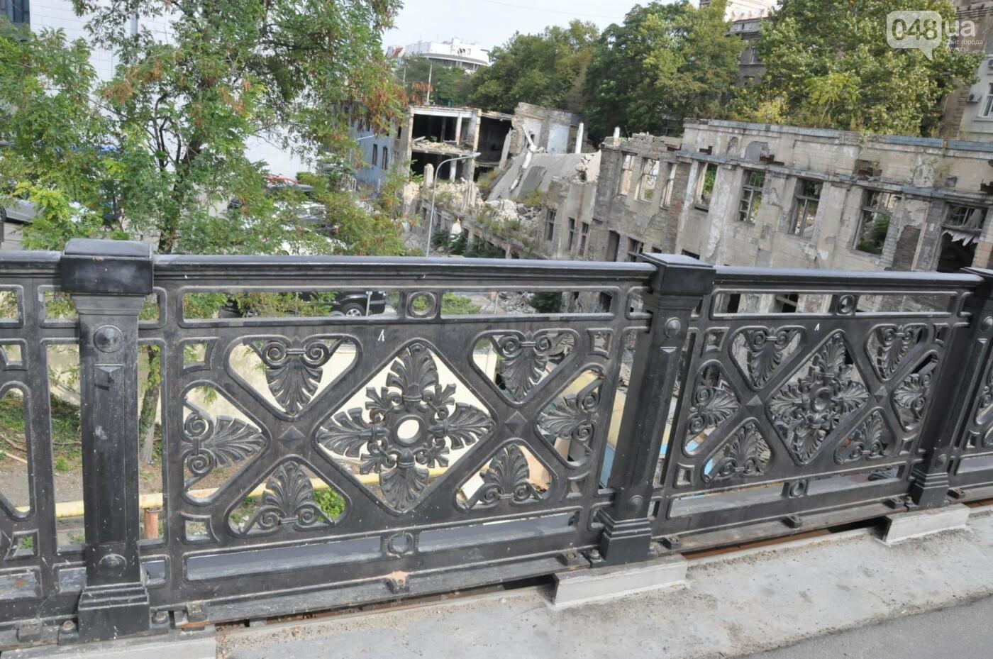 Одесский брат Эйфелевой башни ржав и, возможно, обворован при реставрации (ФОТО), фото-1