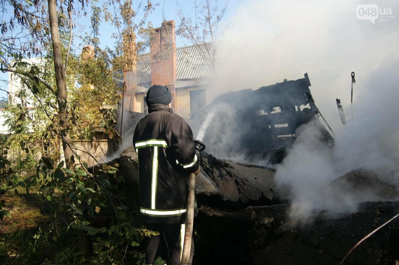 Одесский санаторий продолжает гореть до сих пор (ФОТО, ВИДЕО), фото-20
