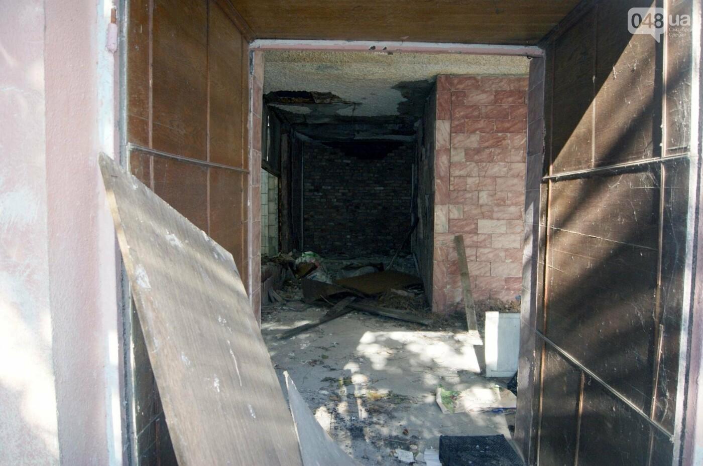 Одесский санаторий продолжает гореть до сих пор (ФОТО, ВИДЕО), фото-14