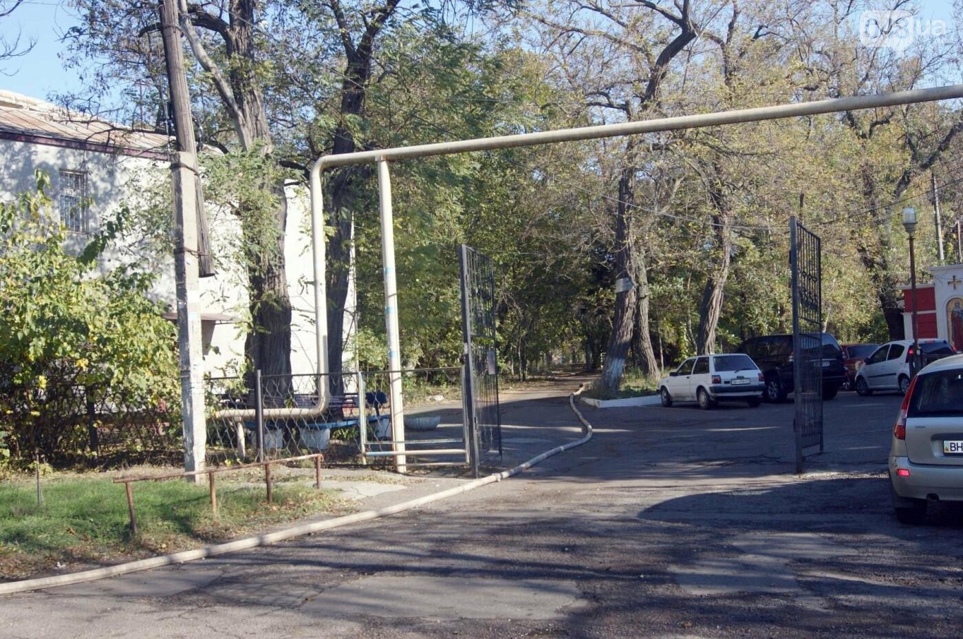 Одесский санаторий продолжает гореть до сих пор (ФОТО, ВИДЕО), фото-8