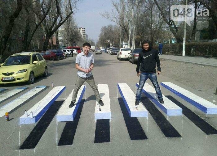 В Одессе могут появиться 3D переходы. Как вам идея? (ФОТО), фото-1