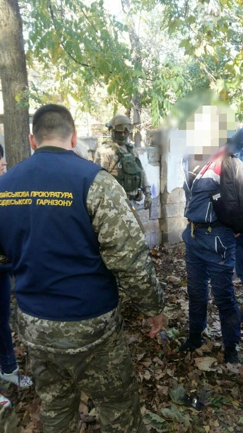 Под Одессой с помощью курсанта пытались украсть оружие с военного склада (ФОТО), фото-1