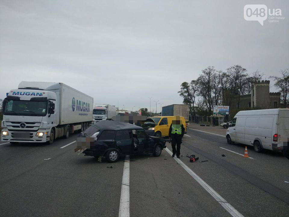 В Одессе в ДТП погиб водитель легковушки (ФОТО), фото-4