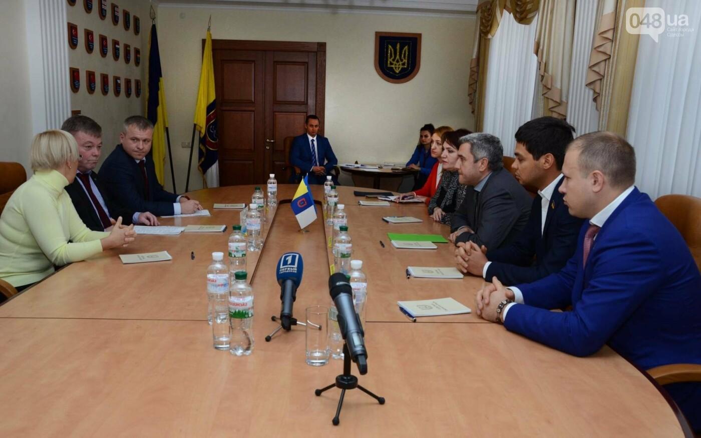 Одесскую область посетила делегация Ассамблеи Европейских регионов, фото-3