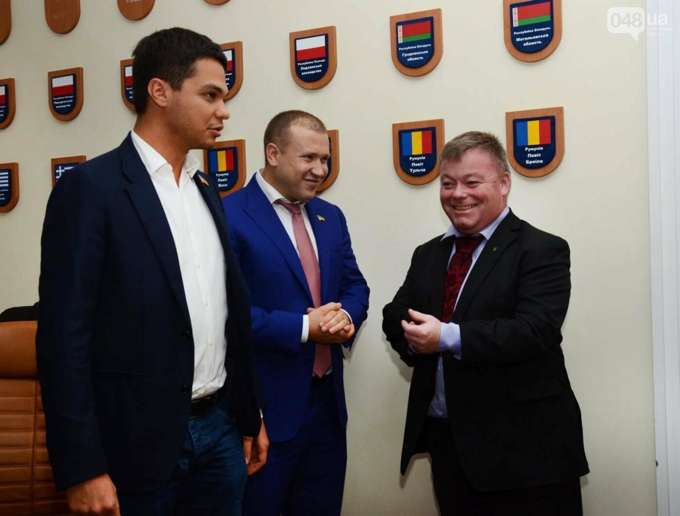 Одесскую область посетила делегация Ассамблеи Европейских регионов, фото-1