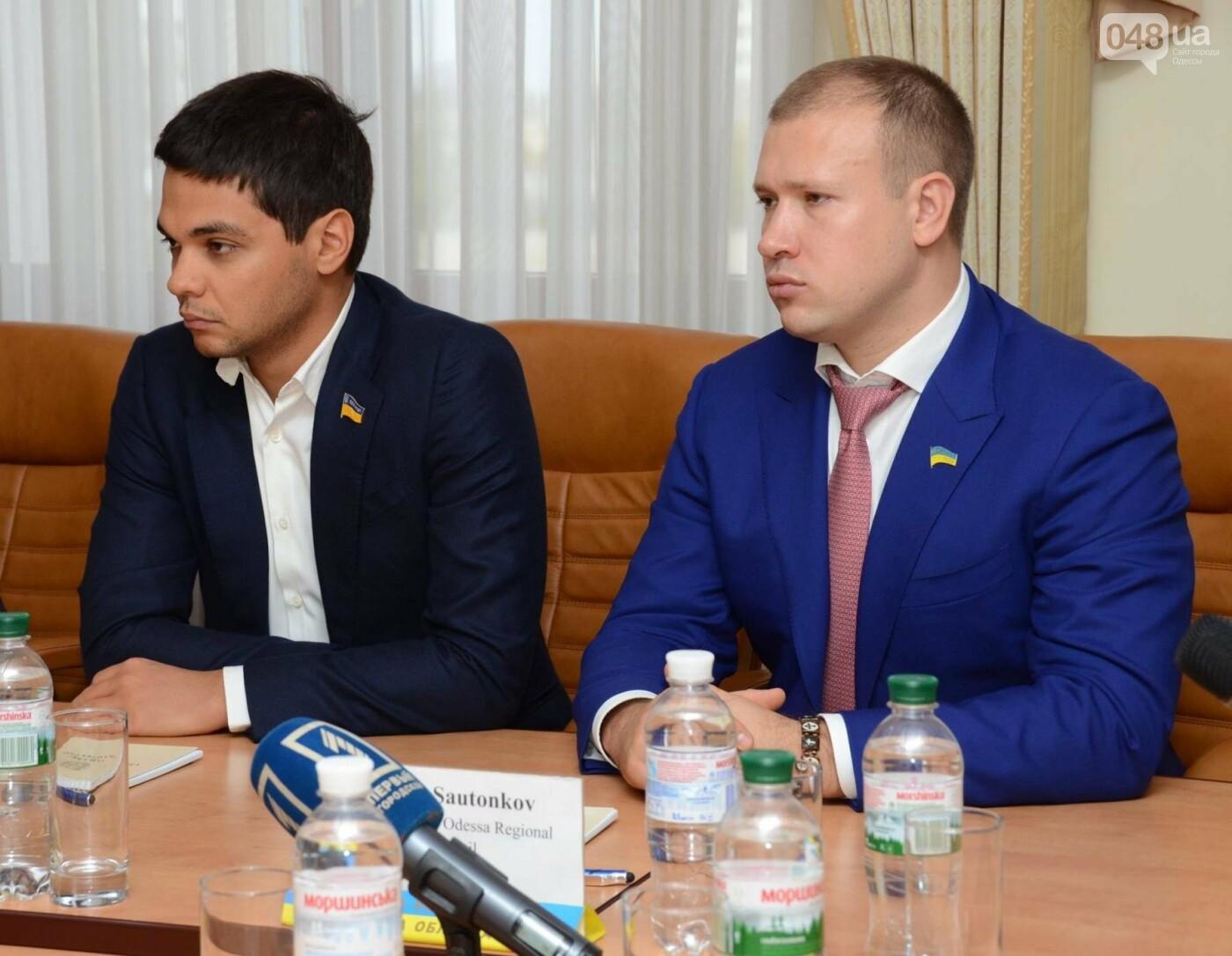Одесскую область посетила делегация Ассамблеи Европейских регионов, фото-2