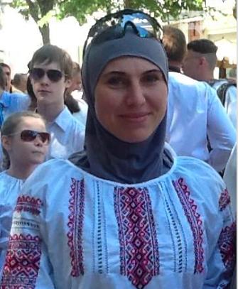 Амина Окуева: одесситка, чеченка, хирург, снайпер (ФОТО), фото-3