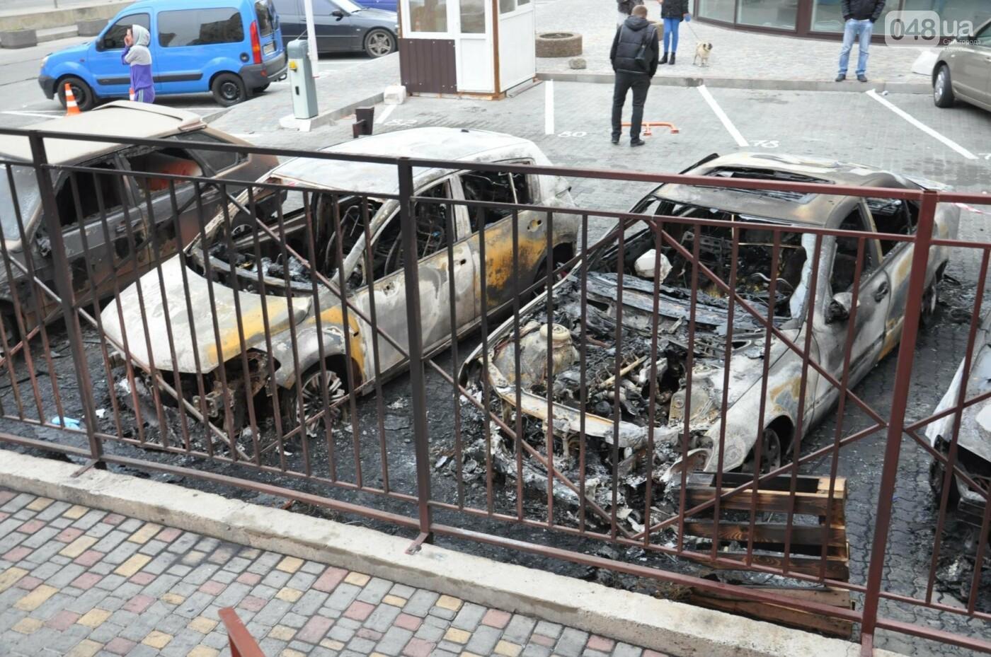"""Последствия большого пожара на """"Радужном"""" в Одессе сегодня утром (ФОТО), фото-4"""