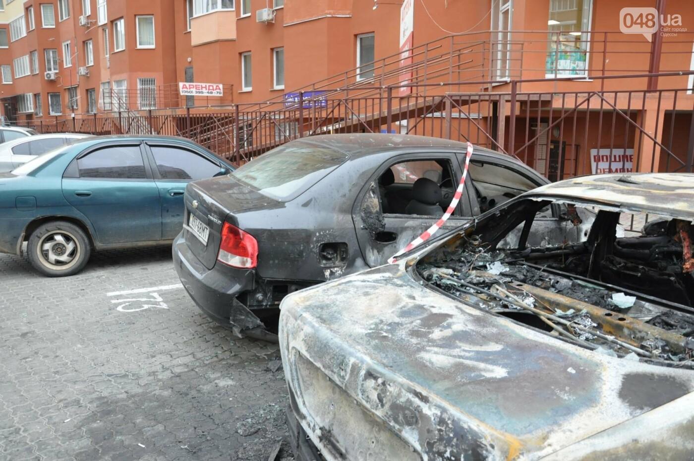 """Последствия большого пожара на """"Радужном"""" в Одессе сегодня утром (ФОТО), фото-7"""