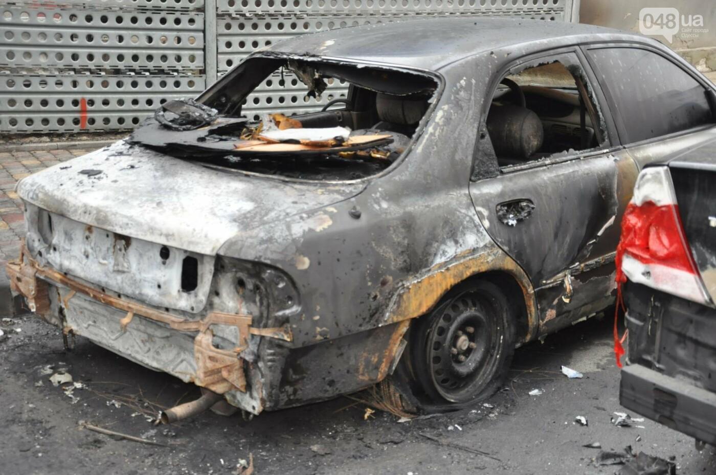 """Последствия большого пожара на """"Радужном"""" в Одессе сегодня утром (ФОТО), фото-15"""