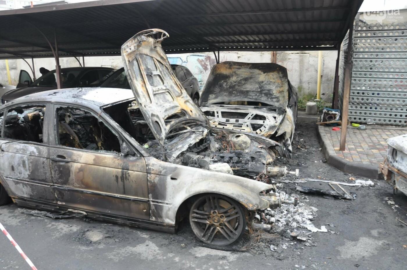 """Последствия большого пожара на """"Радужном"""" в Одессе сегодня утром (ФОТО), фото-6"""