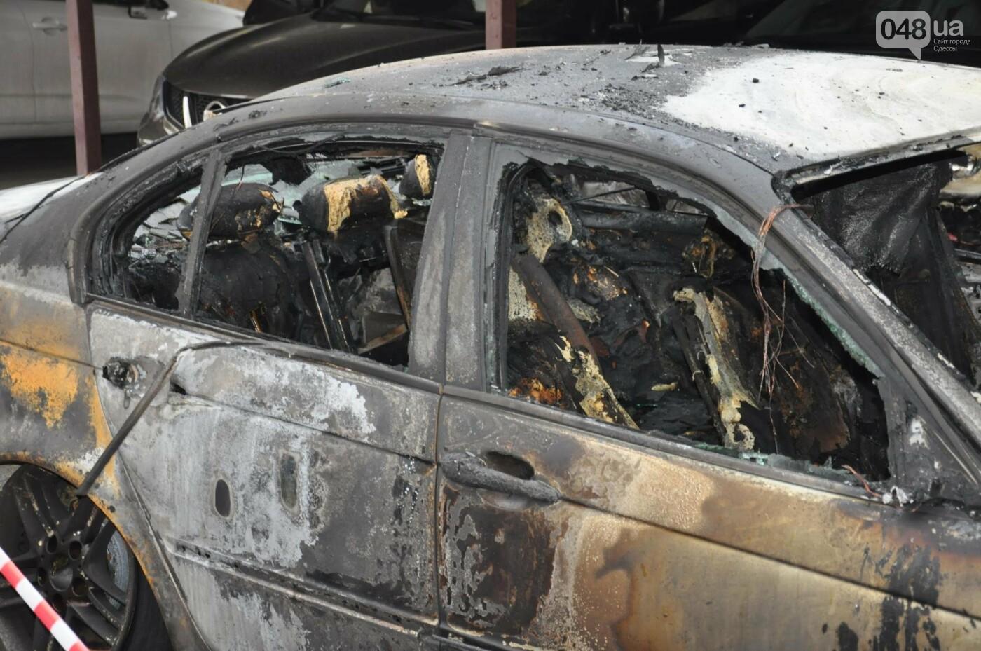 """Последствия большого пожара на """"Радужном"""" в Одессе сегодня утром (ФОТО), фото-5"""