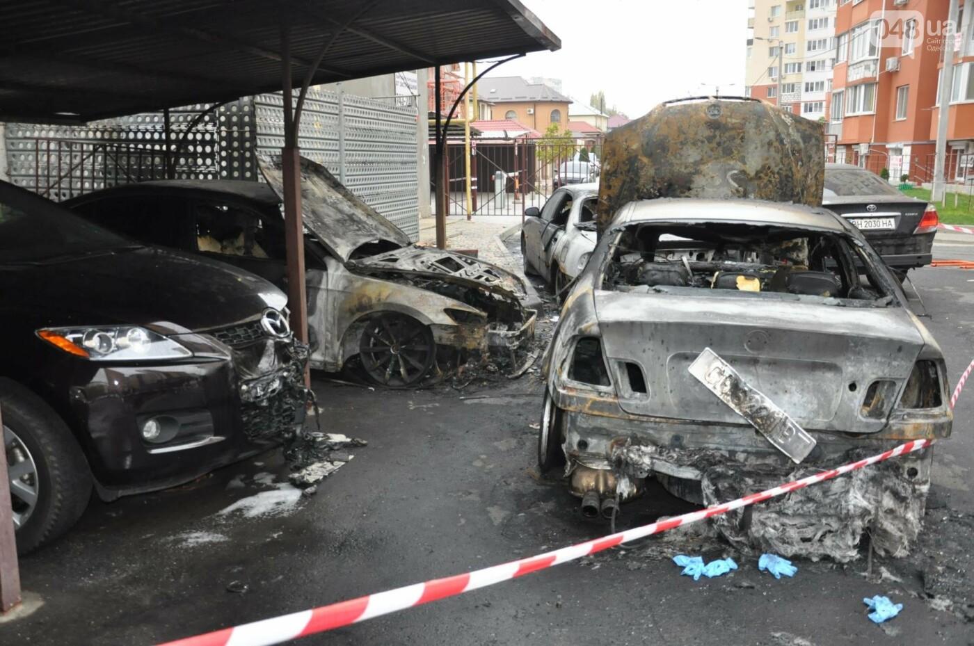 """Последствия большого пожара на """"Радужном"""" в Одессе сегодня утром (ФОТО), фото-10"""