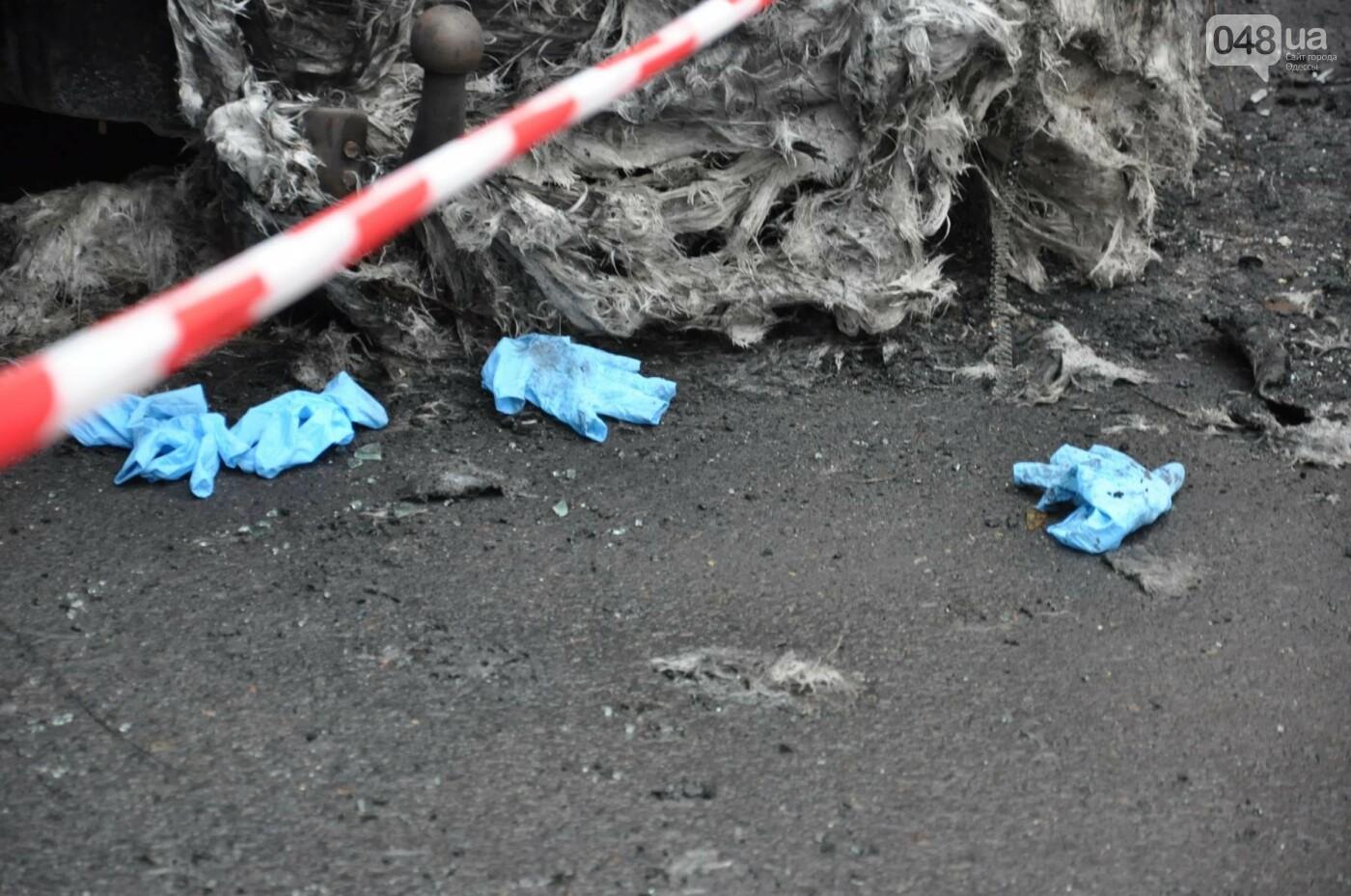"""Последствия большого пожара на """"Радужном"""" в Одессе сегодня утром (ФОТО), фото-8"""