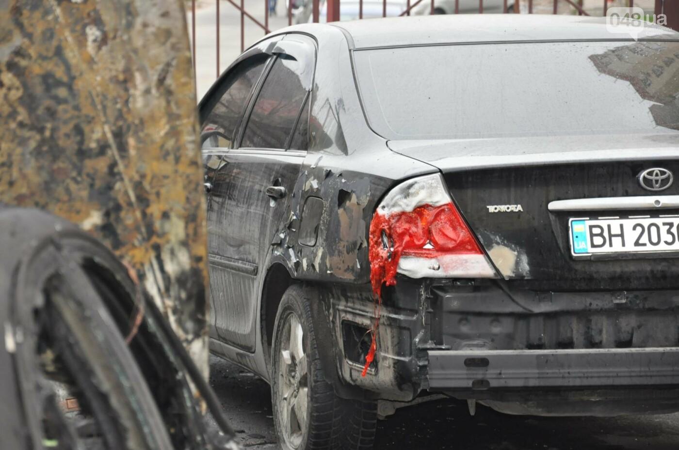 """Последствия большого пожара на """"Радужном"""" в Одессе сегодня утром (ФОТО), фото-18"""