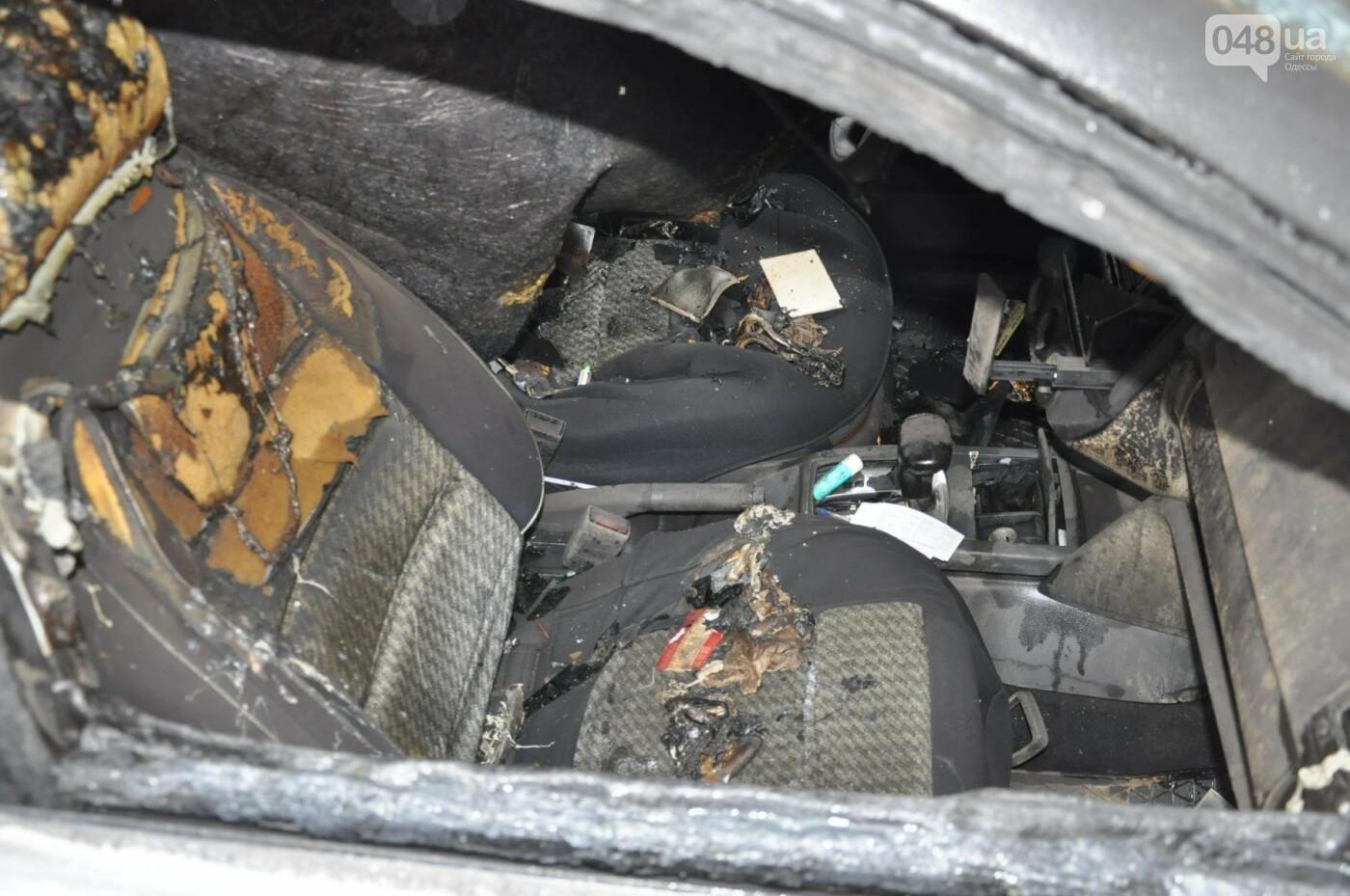 Последствия пожара на Рекордной в Одессе (ФОТО), фото-9