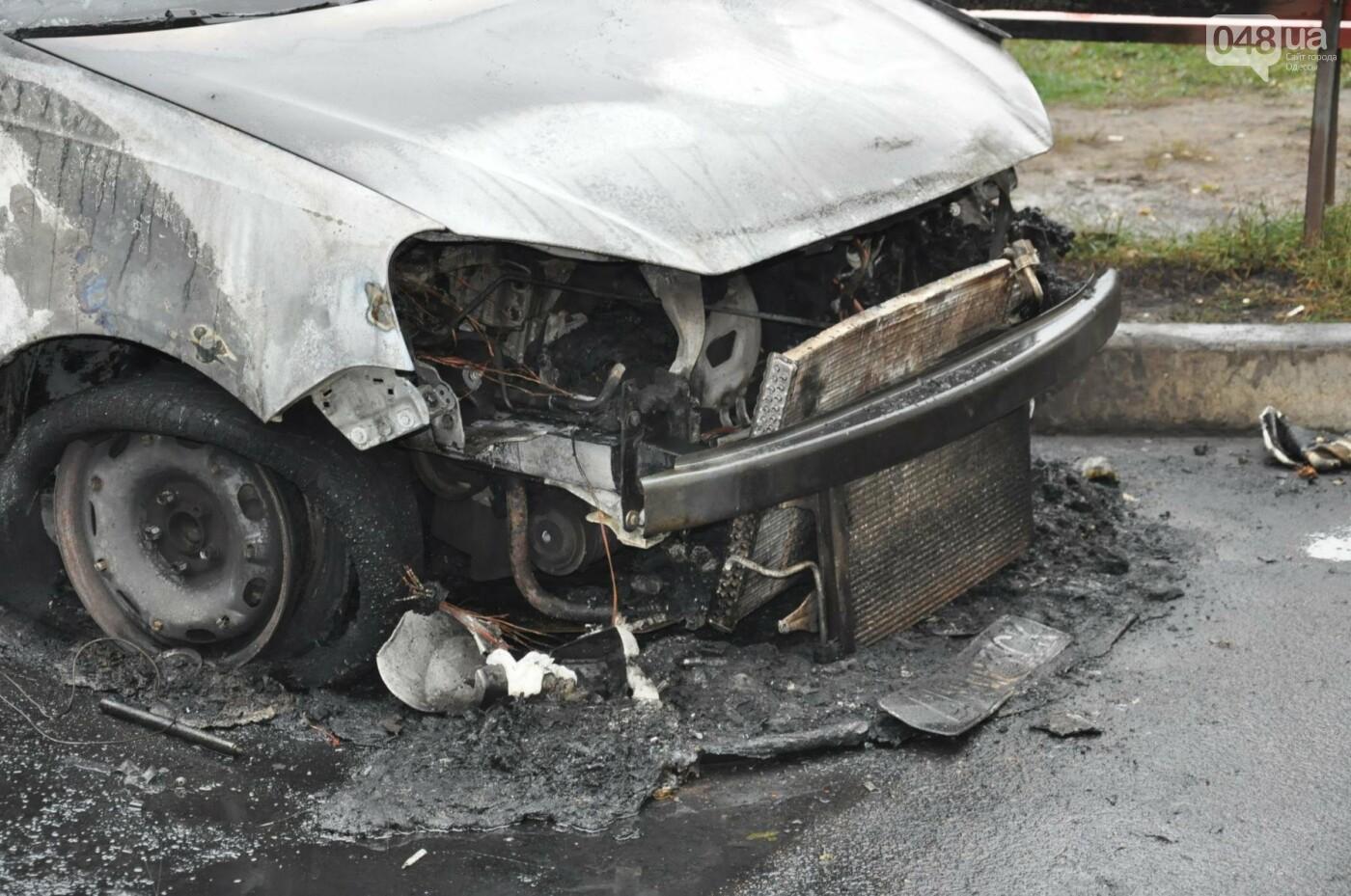 Последствия пожара на Рекордной в Одессе (ФОТО), фото-4