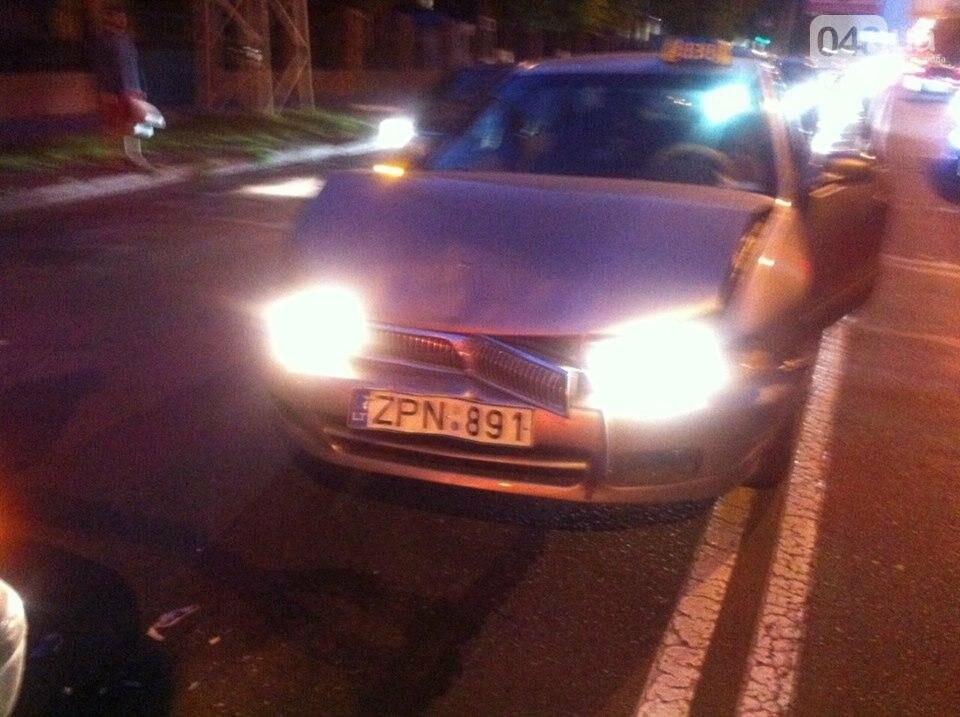 """Таксист на """"евробляхах"""" устроил аварию в Одессе и сбежал (ФОТО), фото-3"""