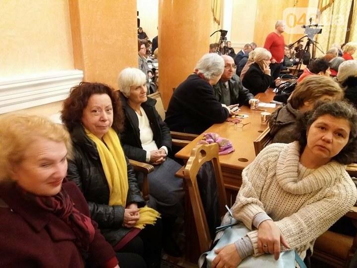 """В Одессе сессию горсовета проводят для """"титушек"""" и пенсионеров (ФОТО), фото-2"""