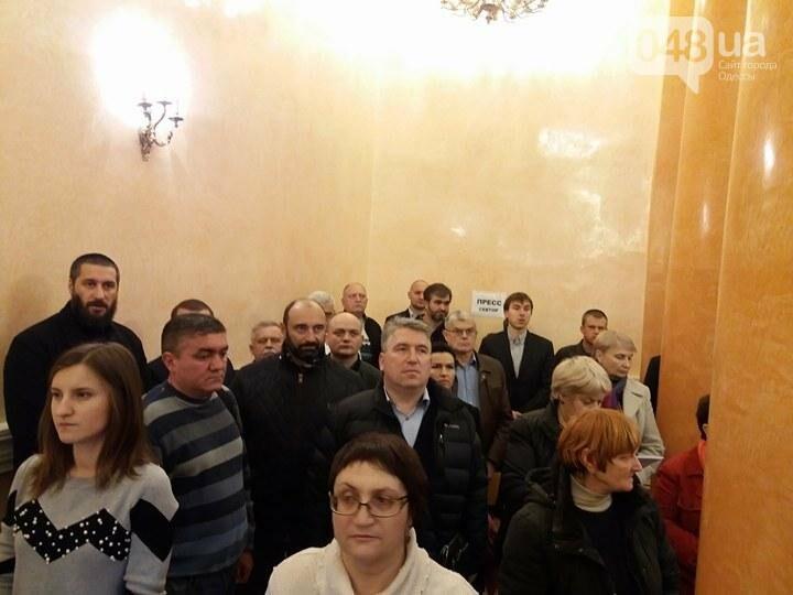 """В Одессе сессию горсовета проводят для """"титушек"""" и пенсионеров (ФОТО), фото-3"""