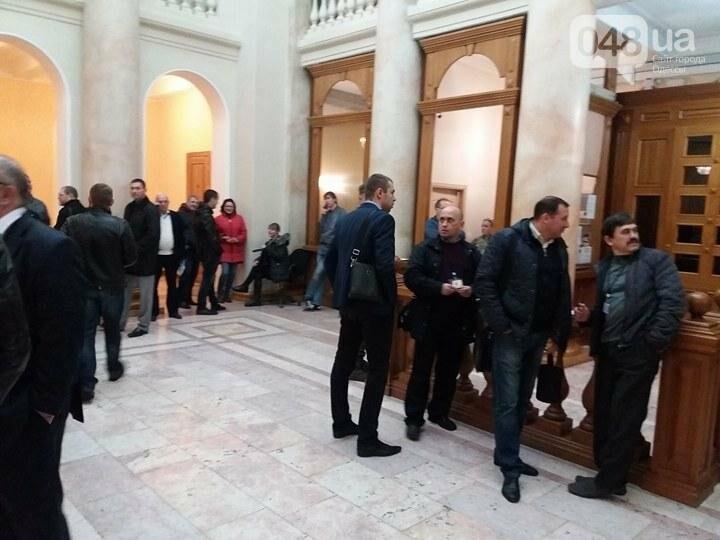 """В Одессе сессию горсовета проводят для """"титушек"""" и пенсионеров (ФОТО), фото-5"""