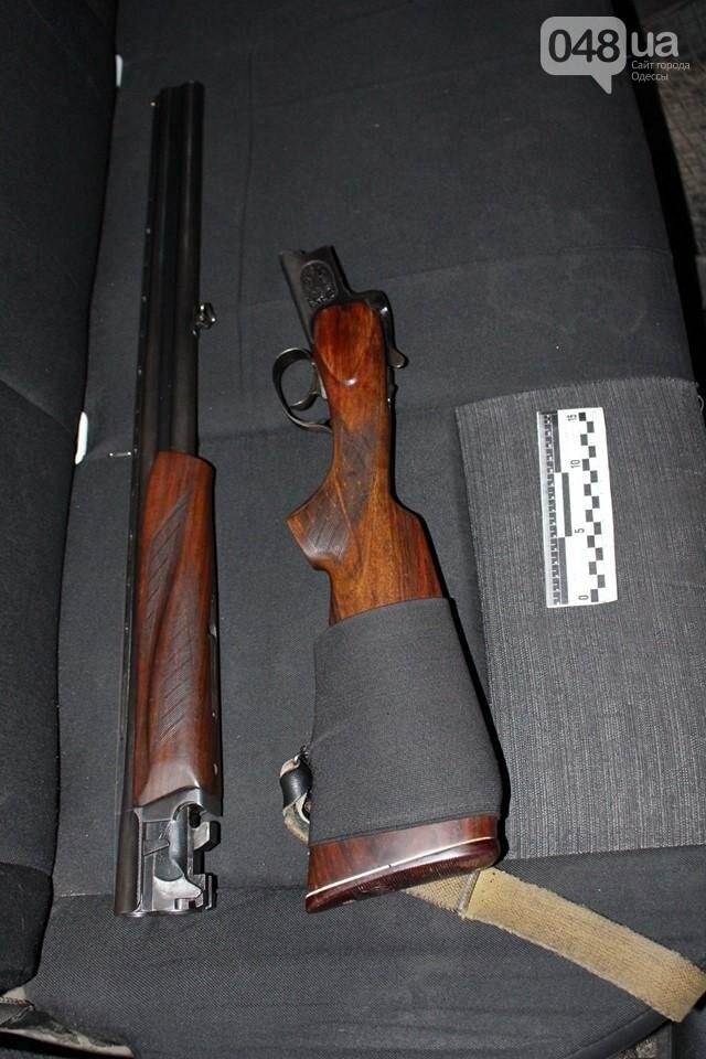 В Одесской области мужчина открыл по соседям стрельбу, фото-1