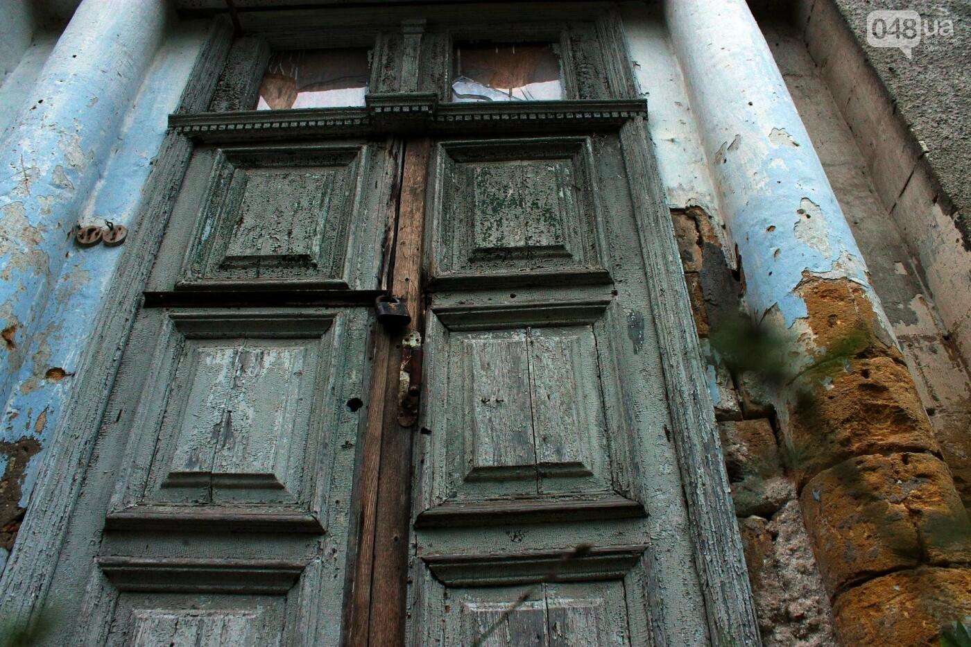 Одесса, которую мы теряем: санаторий им. Чкалова (ФОТОРЕПОРТАЖ), фото-6