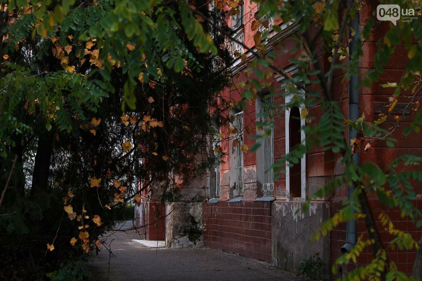 Одесса, которую мы теряем: санаторий им. Чкалова (ФОТОРЕПОРТАЖ), фото-10