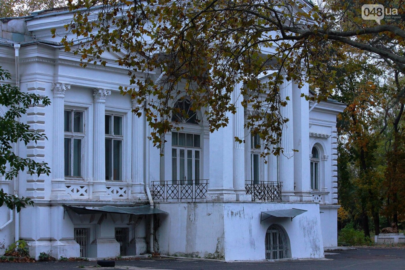 Одесса, которую мы теряем: санаторий им. Чкалова (ФОТОРЕПОРТАЖ), фото-15